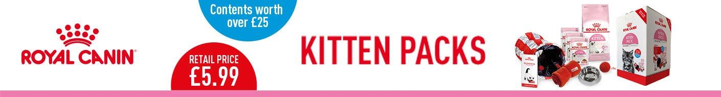 Royal Canin Kitten Pack
