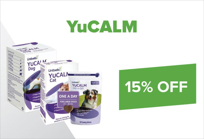 Keep Calm with YuCALM - 15% off during Sept